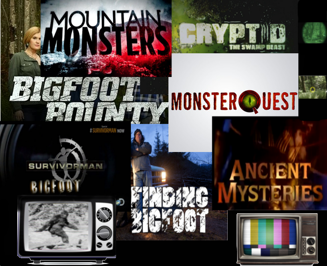 Bigfoot TV Shows