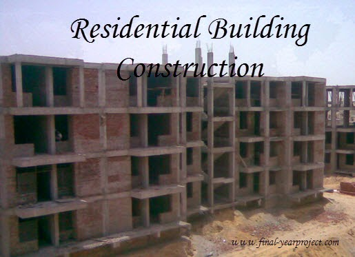 Training Report on Residential Building Construction - Free Final