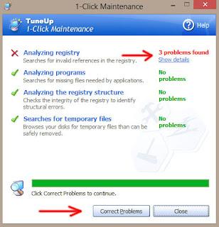 Cara yang tepat memperbaiki registry komputer