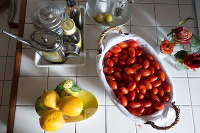 ingredientes cocina de la abuela