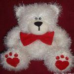 patron gratis oso amigurumi | free amigurumi pattern bear