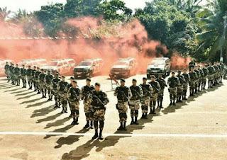 Policial militar lotado na 34ª CIPM