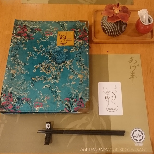 Japanese Restaurant Skit
