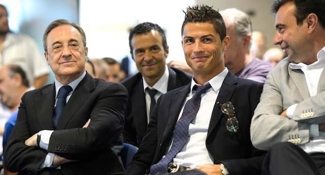 Cristiano Ronaldo réagit aux Football Leaks