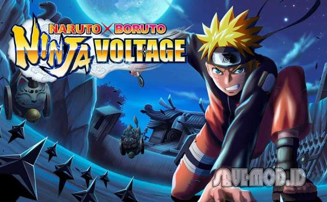 Naruto X Boruto Ninja Voltage 2.1.0 MOD APK for Android