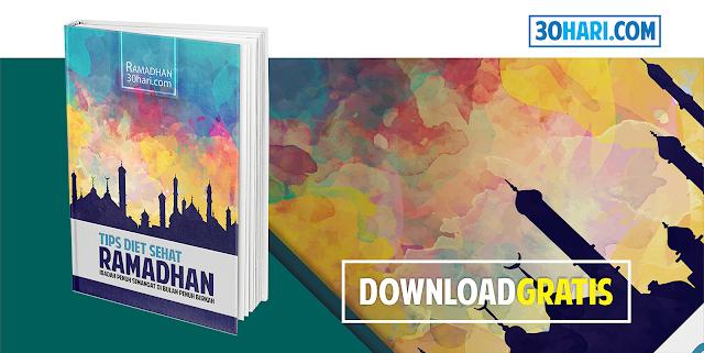 Download Gratis Ebook Diet Puasa Ramadhan