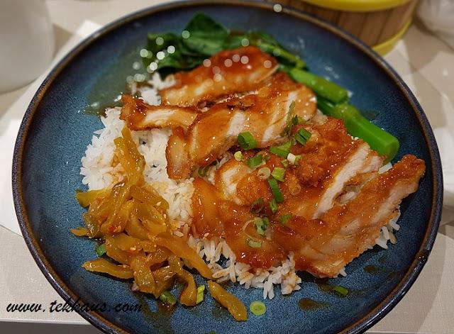 Wan Tan Mee Hong Kong Sheng Kee Dessert In Midvalley