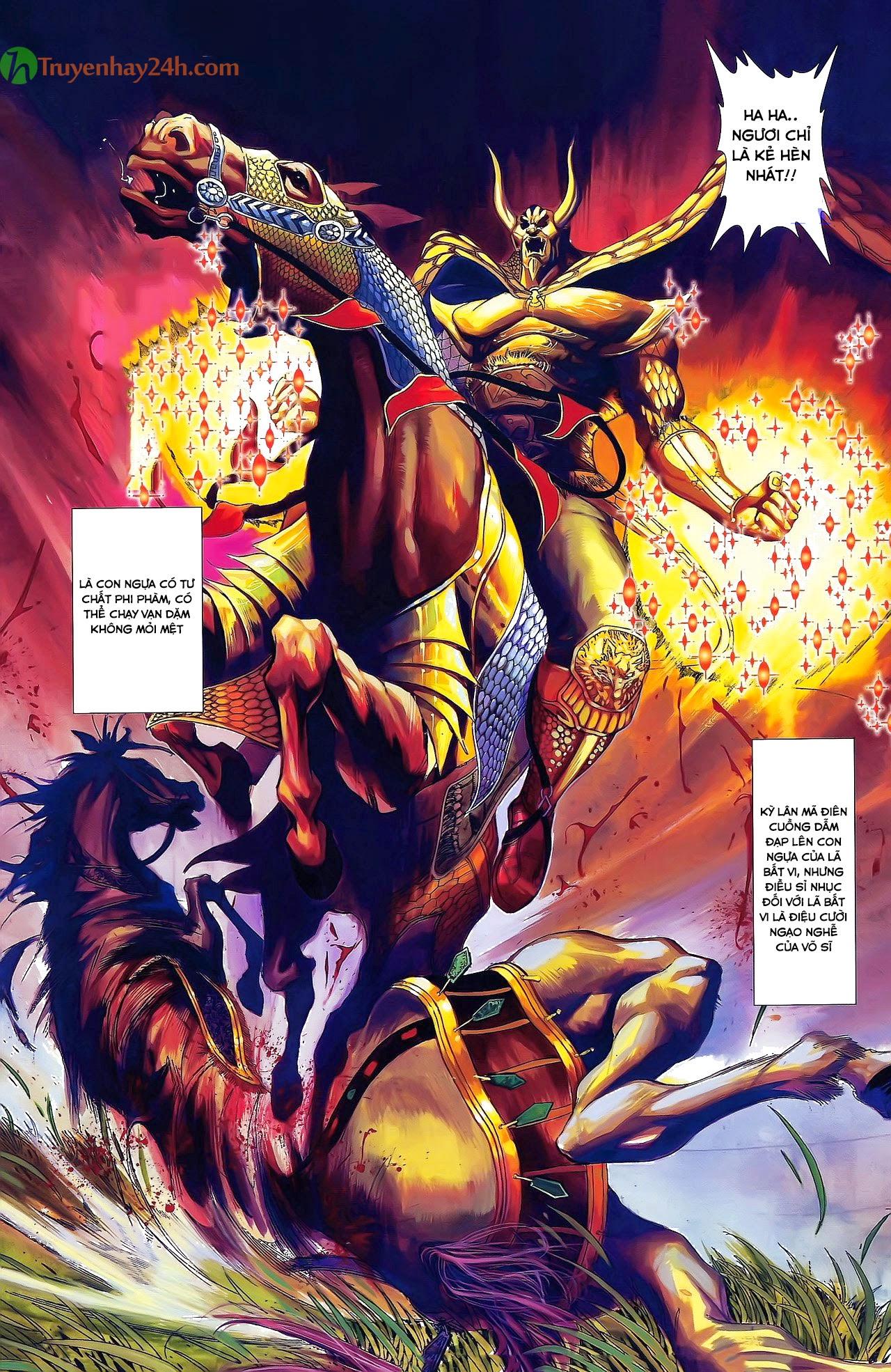 Tần Vương Doanh Chính chapter 31 trang 7