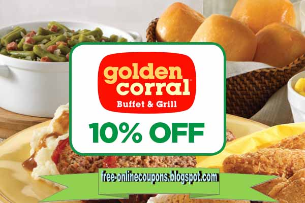 graphic relating to Coupon for Golden Corral Buffet Printable identify Goldencorral coupon codes - Fresh new Coupon codes