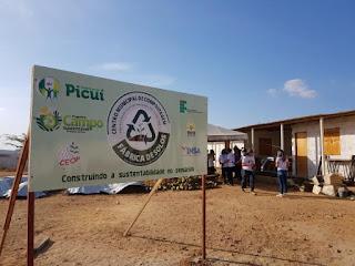 Prefeitura de Picuí e NEA são finalistas nacionais do prêmio ODS Brasil com projeto fábrica de solos
