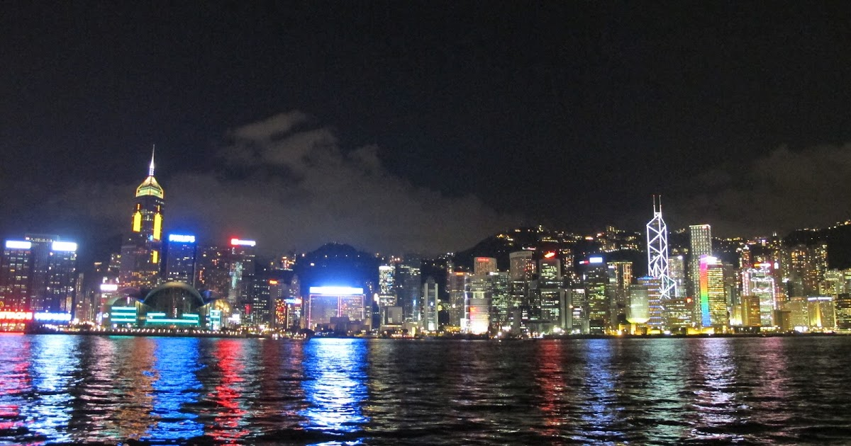 Global Traveler: 香港中環