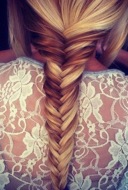 MASTER THE FISHTAIL BRAID