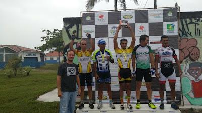 Registro-SP participa da Copa Litoral Paulista de Ciclismo Amador