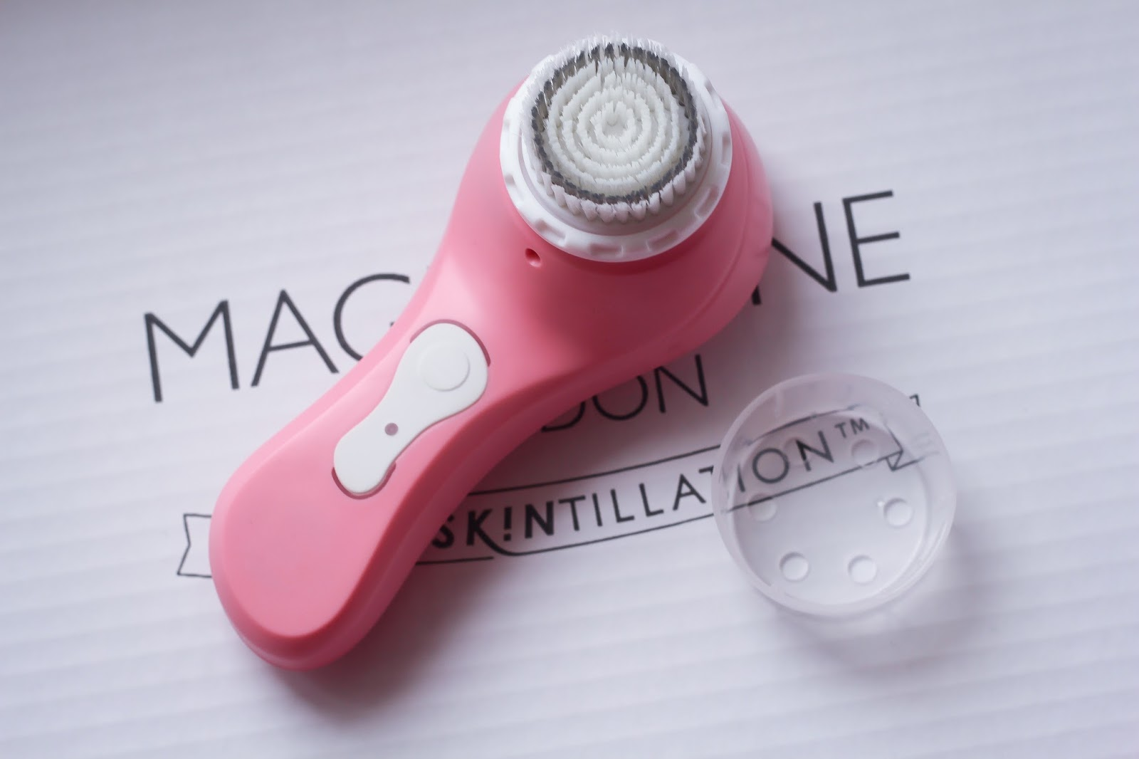 Magnitone BareFaced VibraSonic Cleansing Face Brush, Magnitone Barefaced, Magnitone, Facial Cleansing Brush, Sonic Cleansing