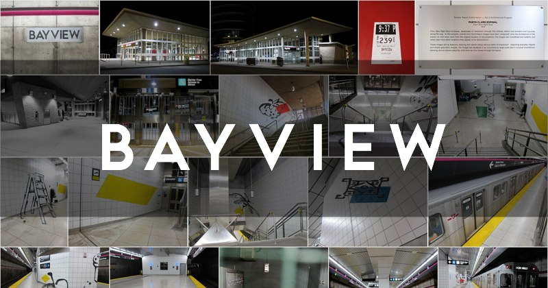 Click to view Bayview station photo gallery