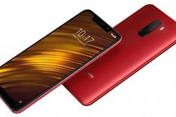Smartphone Xiaomi Pocophone F1 dan sfesifikasinya