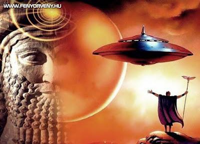 Az emberiség rabszolgának való teremtése a Nefilimek által