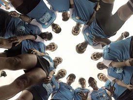O grupo Corrameu foi fundado pelo ex-jogador de futebol de salão do Corinthians, Wilson Sacramento