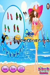 computadoido jogos Jogos de vestir e maquiar a Barbie moda praia