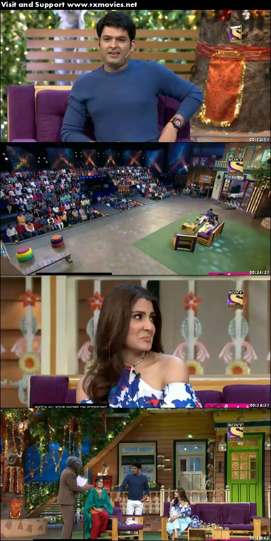 The Kapil Sharma Show 18 March 2017 HDTV 480p