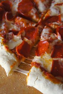 Stuffed Crust Pizza: Savory Sweet and Satisfying