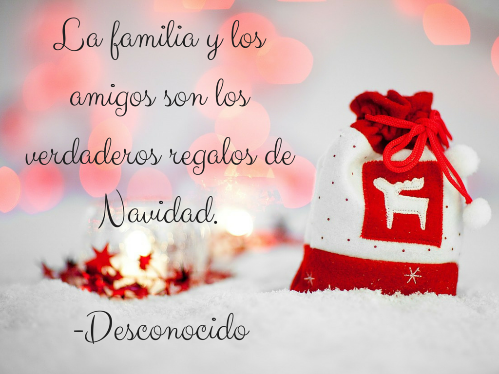 For The Love Of Spanish Spanish Sayings For Christmas
