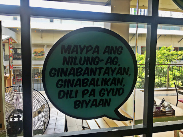Boy Zugba Funny Bisdak Quotes at Boy Zugba Centrio Mall Cagayan de Oro