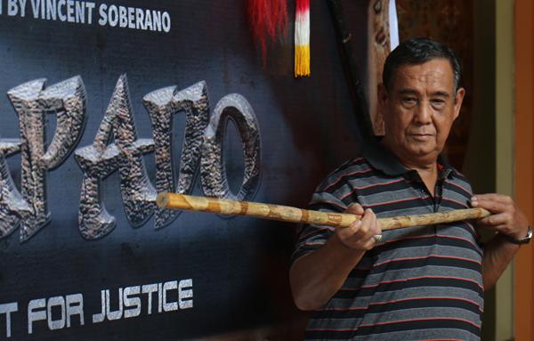 Tapado movie