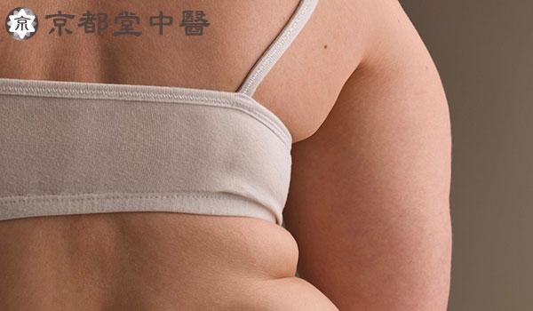 京都堂告訴妳,肥胖成因 虛胖實胖怎麼分