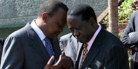 uhuru raila confer - You won't believe why UHURU and RAILA refused to attend 4th Legislative Summit in Kisumu-This is what MCAs had planned
