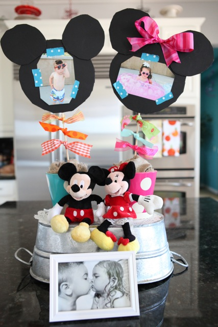 Party Love  E2 99 A5 Mickey And Minnie Beach Birthday Party