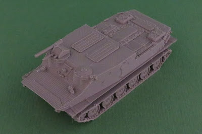 OT62 TOPAS Amphibious Armoured Personnel Carrier picture 1