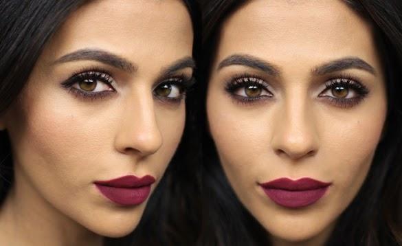Warna Lipstik Untuk Kulit Sawo Matang dan Bibir Tebal