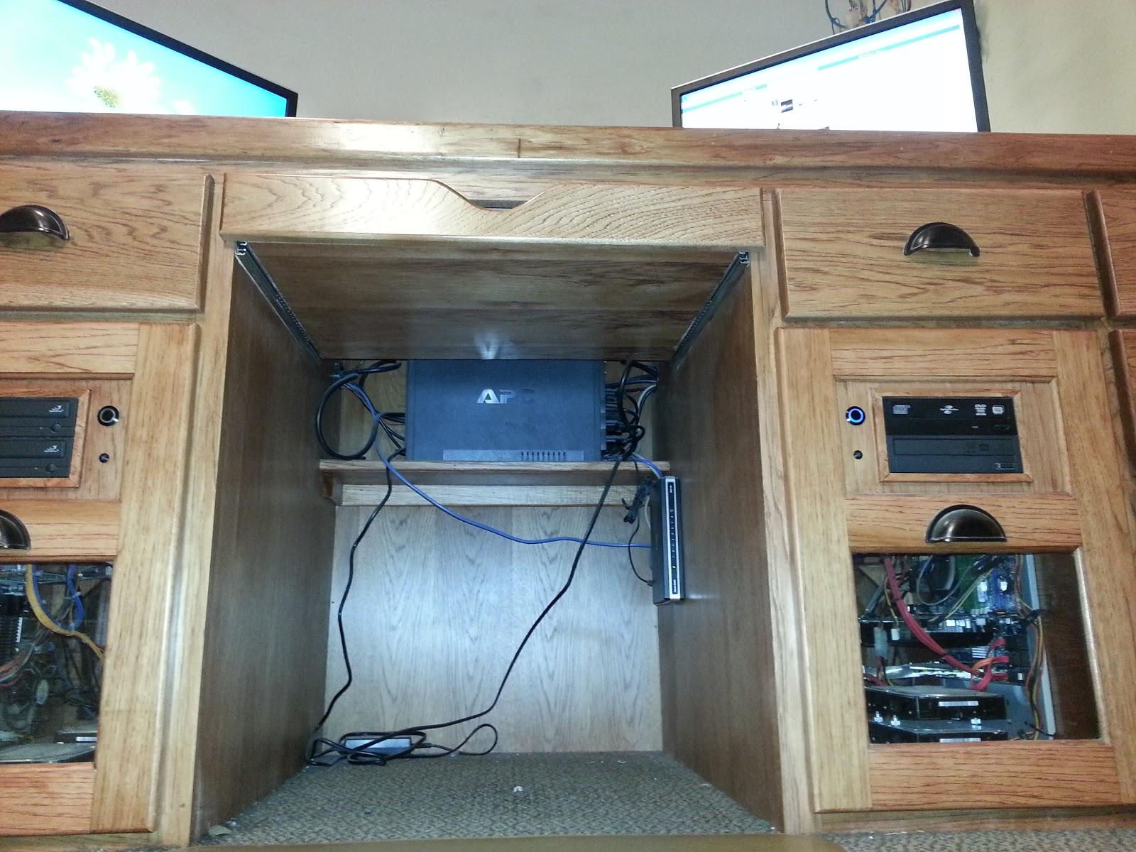 Custom Computer Desk My Custom Computer Desk