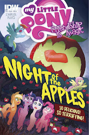 MLP Tony Fleecs Comics