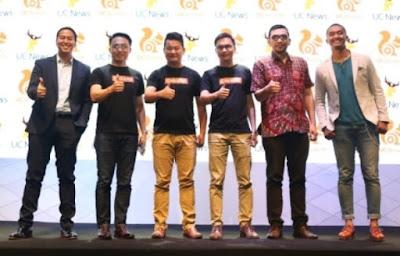 UCWeb meluncurkan UC News di Indonesia Membuka Kesempatan Bekerjasama Dengan Penyedia Konten Lokal