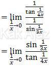 Mengubah cot x menjadi 1/(tan x) dan csc x menjadi 1/(sin x)