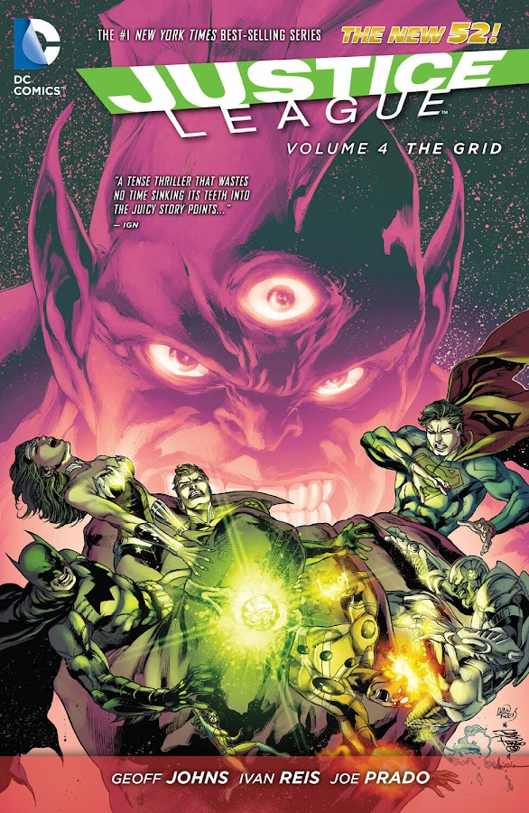 justice league dc comics new 52
