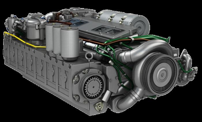 Серія двотактних дизельних двигунів 6ТД
