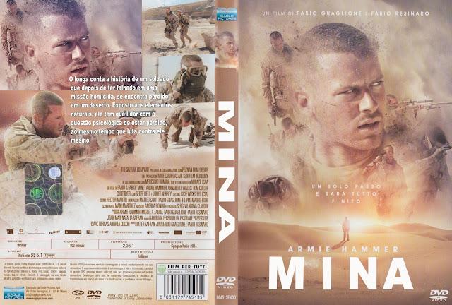 Capa DVD Mina