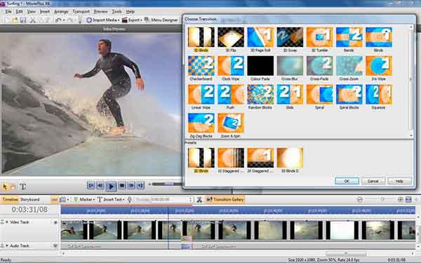 Software edit video terbaik yang bisa dicoba - MoviePlus