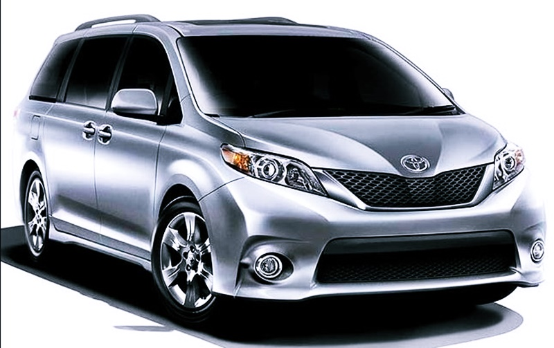 2018 Toyota Sienna Interior Price Hybrid Review
