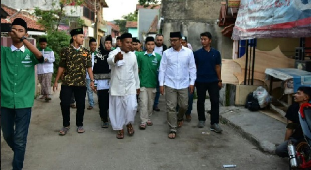 Ridwan Kamil Akan Shalat Ied di Alun-alun Ujung Berung