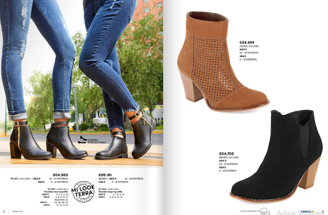 Zapatos de ofertas Mundo Terra para mujer
