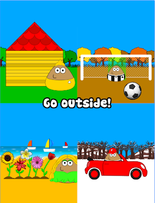Pou Mod Apk Unlimited Money