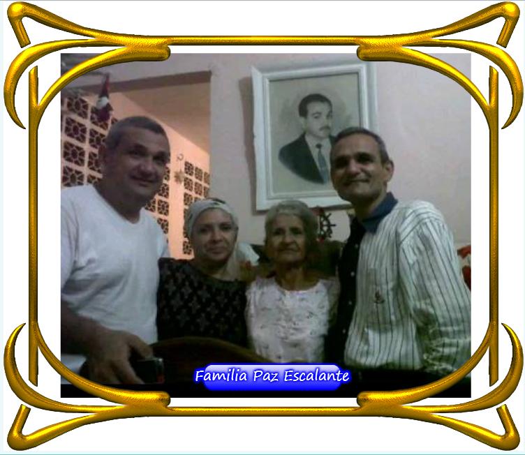 FAMILIA PAZ ESCALANTE
