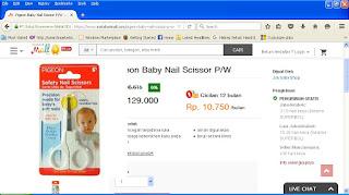 Scissor Baby