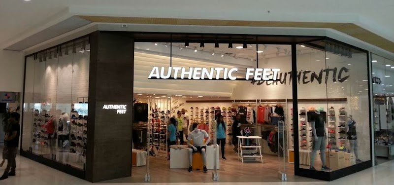 Authentic Feet Taguatinga reabre as portas com novo visual