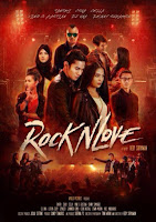 Band Kotak yang digawangi tiga orang personil Cella Download Film Rock N Love (2015) HDTV Full Movie