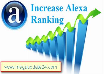 Increasing alexa rank